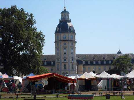 Der Schlosspark MPS Karlsruhe