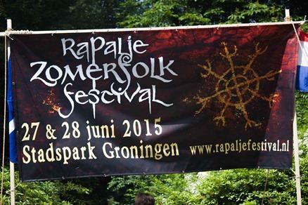 Das RapaljeZomerfolkFestival in Groningen