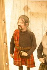 Rapalje Zomerfolk Festival - Die William Marionette