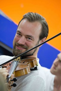 Honza Sturmgemüt beim Konzert im Bremer Saturn